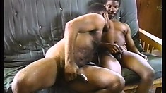Sexy muscular guys heat their dicks up and then work out each other's asses